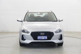 2018 Hyundai i30 PD2 MY18 Active Platinum Silver Metallic 6 Speed Sports Automatic Hatchback.