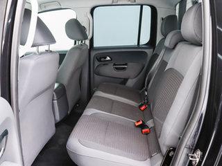 2016 Volkswagen Amarok 2H MY16 TDI420 Highline (4x4) Black 8 Speed Automatic Dual Cab Utility