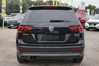 2017 Volkswagen Tiguan 5N MY17 132TSI DSG 4MOTION Comfortline Black 7 Speed