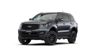 2021 Ford Everest UA II 2021.25MY Sport Meteor Grey 10 Speed Sports Automatic SUV.