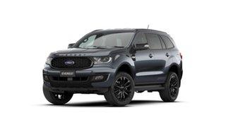 2020 Ford Everest UA II 2021.25MY Sport RWD Meteor Grey 10 Speed 2EE SUV.