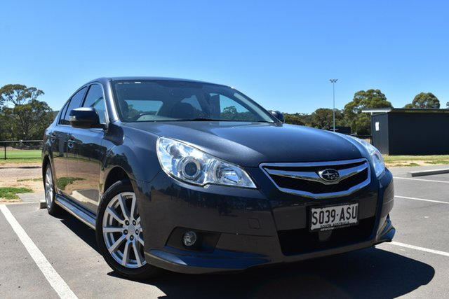Used Subaru Liberty B5 MY12 2.5i Lineartronic AWD St Marys, 2012 Subaru Liberty B5 MY12 2.5i Lineartronic AWD Grey 6 Speed Constant Variable Sedan