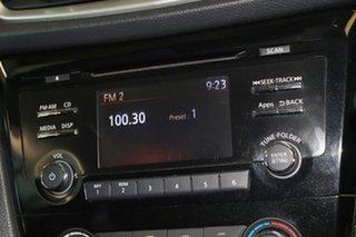 2016 Nissan Qashqai J11 ST White Continuous Variable Wagon