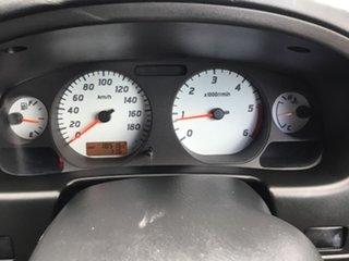 2009 Nissan Navara D22 MY2009 ST-R Silver 5 Speed Manual Utility