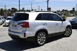 2014 Kia Sorento XM MY14 Platinum 4WD Billet Silver 6 Speed Sports Automatic Wagon