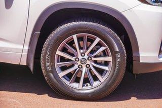 2018 Toyota Kluger GSU50R GXL 2WD White 8 Speed Sports Automatic Wagon