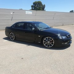 2004 Holden Special Vehicles Grange WK Black 4 Speed Automatic Sedan.