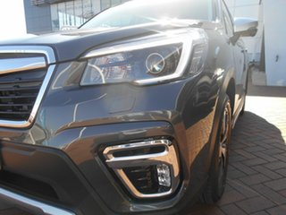2020 Subaru Forester S5 MY21 2.5i-S CVT AWD Magnetite Grey 7 Speed Constant Variable Wagon