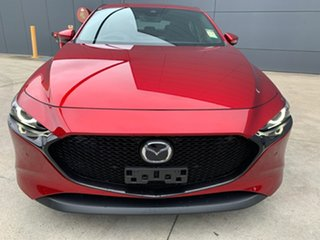 2020 Mazda 3 BP2HLA G25 SKYACTIV-Drive Astina Soul Red Crystal 6 Speed Sports Automatic Hatchback
