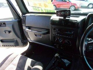 2005 Jeep Wrangler RENAGADE Black 5 Speed Manual Wagon
