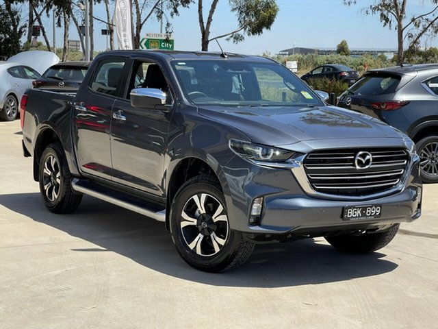 Demo Mazda BT-50 TFS40J GT Ravenhall, 2020 Mazda BT-50 TFS40J GT 6 Speed Sports Automatic Utility