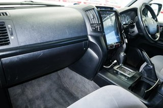 2008 Toyota Landcruiser VDJ200R GXL (4x4) Silver Pearl 6 Speed Automatic Wagon