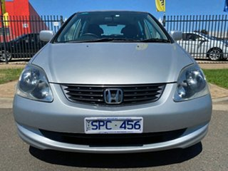 2004 Honda Civic 7th Gen MY2004 VI Silver 4 Speed Automatic Hatchback