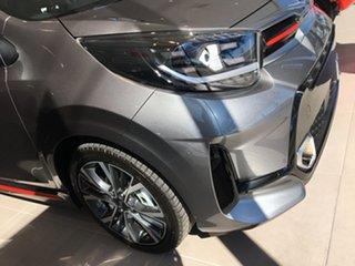 2020 Kia Picanto JA MY21 GT-Line Astro Grey 4 Speed Automatic Hatchback.