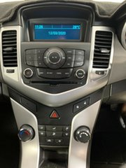 2010 Holden Cruze JG CD Black 6 Speed Sports Automatic Sedan