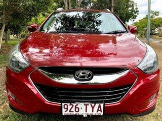 2014 Hyundai ix35 LM3 MY14 Elite AWD Garnet Red 6 Speed Sports Automatic Wagon.