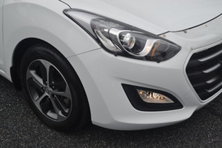 2015 Hyundai i30 GD4 Series II MY16 Active X White 6 Speed Sports Automatic Hatchback
