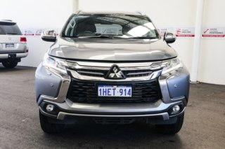 2016 Mitsubishi Pajero Sport MY16 Exceed (4x4) 7 Seat Grey 8 Speed Automatic Wagon.