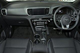 2020 Kia Sportage QL MY21 GT-Line AWD Snow White 6 Speed Sports Automatic Wagon.