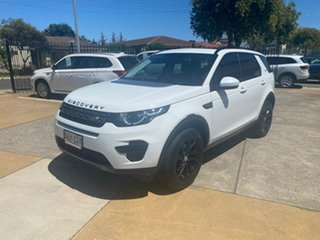 2017 Land Rover Discovery Sport L550 17MY TD4 150 SE White 9 Speed Sports Automatic Wagon.
