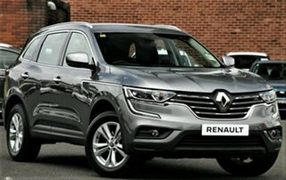 2020 Renault Koleos HZG MY20 Life X-tronic Metallic Grey 1 Speed Constant Variable Wagon