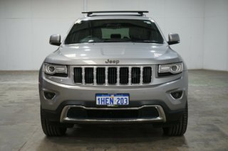 2015 Jeep Grand Cherokee WK MY15 Limited Billet Silver 8 Speed Sports Automatic Wagon