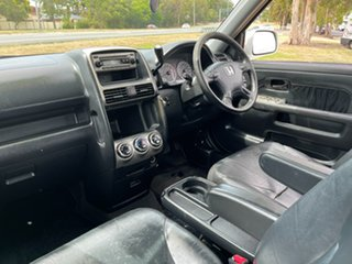 2003 Honda CR-V RD MY2003 Sport 4WD White 4 Speed Automatic Wagon