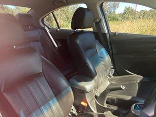 2012 Holden Cruze JH Series II SRi-V Red Sports Automatic Sedan
