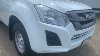2017 Isuzu D-MAX MY17 SX White 6 Speed Sports Automatic Cab Chassis