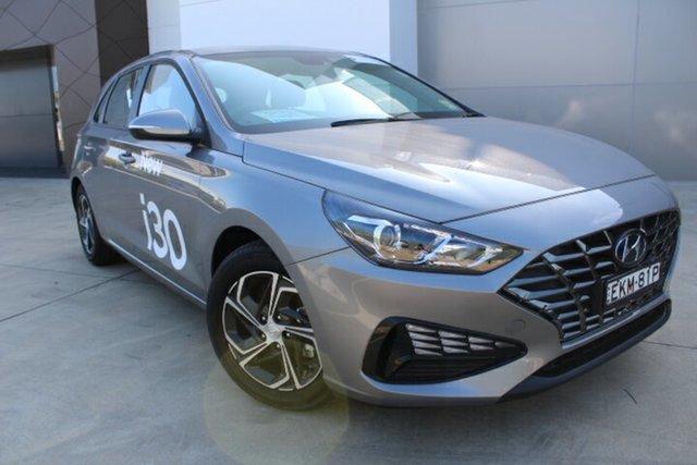 Demo Hyundai i30 PD.V4 MY21 Tuggerah, 2020 Hyundai i30 PD.V4 MY21 Fluidic Metal 6 Speed Sports Automatic Hatchback