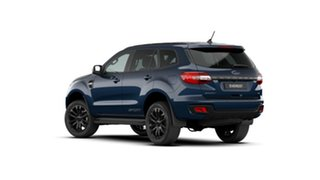 2020 Ford Everest UA II MY21.25 Sport (RWD) Deep Crystal Blue 10 Speed Auto Seq Sportshift Wagon