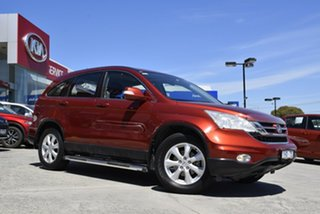 2011 Honda CR-V RE MY2011 Sport 4WD Red 5 Speed Automatic Wagon.