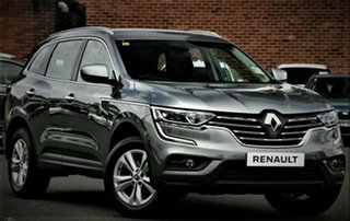 2020 Renault Koleos HZG MY20 Life X-tronic Metallic Grey 1 Speed Constant Variable Wagon.