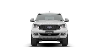 2021 Ford Everest UA II 2021.25MY Titanium Arctic White 10 Speed Sports Automatic SUV.