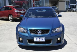 2013 Holden Commodore VE II MY12.5 SV6 Z Series Green 6 Speed Sports Automatic Sedan.