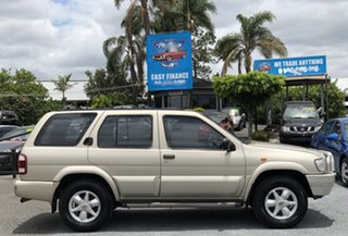 2003 Nissan Pathfinder WX II MY2003 TI Gold 4 Speed Automatic Wagon.
