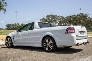 2014 Holden Ute VF MY14 SS Ute White 6 Speed Sports Automatic Utility