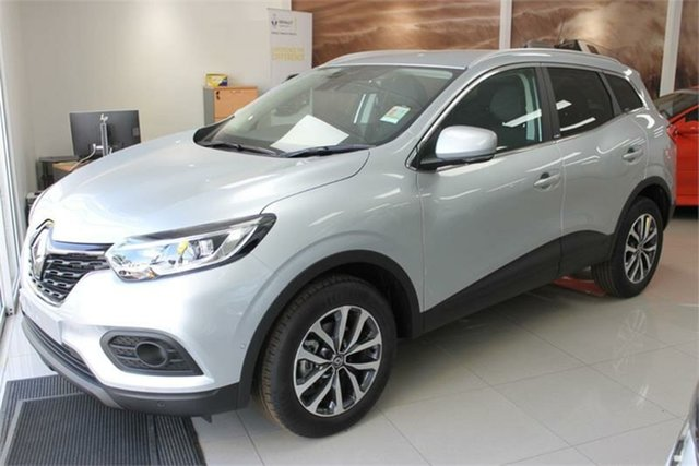 New Renault Kadjar XFE Zen , 2019 Renault Kadjar XFE Zen Highland Grey 7 Speed Sports Automatic Dual Clutch Wagon