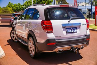 2014 Holden Captiva CG MY14 7 AWD LTZ White 6 Speed Sports Automatic Wagon