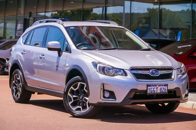 Used Subaru XV G4X MY16 2.0i Lineartronic AWD Gosnells, 2016 Subaru XV G4X MY16 2.0i Lineartronic AWD Silver 6 Speed Constant Variable Wagon