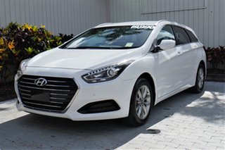 2016 Hyundai i40 VF4 Series II Active Tourer White 6 Speed Sports Automatic Wagon