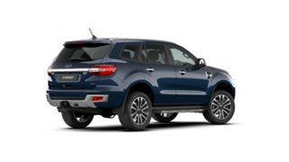 2021 Ford Everest Deep Crystal Blue Automatic