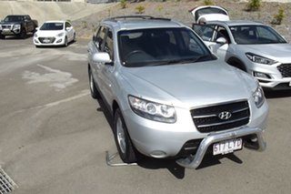 2009 Hyundai Santa Fe CM MY09 SX Silver 5 Speed Sports Automatic Wagon.