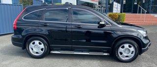 2009 Honda CR-V RE MY2007 4WD Black 5 Speed Automatic Wagon.