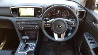 2020 Kia Sportage QL MY21 SX 2WD Sparkling Silver 6 Speed Automatic Wagon