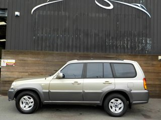 2003 Hyundai Terracan HP Gold 4 Speed Automatic Wagon