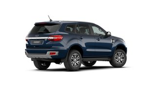 2020 Ford Everest UA II 2021.25MY Trend Deep Crystal Blue 10 Speed Sports Automatic SUV