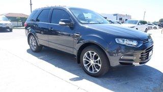 2012 Ford Territory SZ Titanium Seq Sport Shift AWD Grey 6 Speed Sports Automatic Wagon.