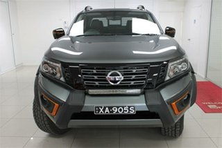 2020 Nissan Navara D23 S4 N-TREK Warrior Slate Grey 7 Speed Sports Automatic Utility