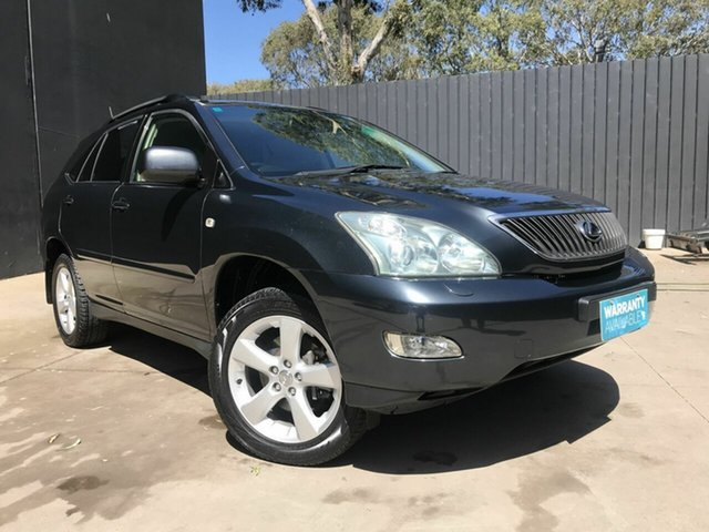 Used Lexus RX350 GSU35R Sports Luxury Fawkner, 2006 Lexus RX350 GSU35R Sports Luxury Grey 5 Speed Sequential Auto Wagon